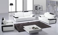 sectional sofa - Classic sectional living room sofa Top grain leather Sofa solid wood frame fashion and durable the furniture