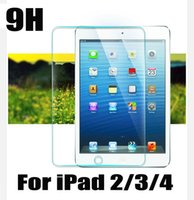 Wholesale 2 D Tempered Glass For iPad Screen Protector mm Explosion Proof Screen Film Guard For iPad Mini with Package DHL