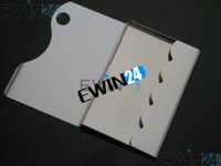Wholesale Aluminum Business Name Credit ID Card Case Holder New Good Quality