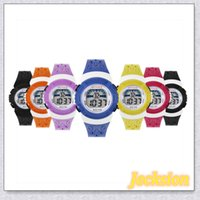 Wholesale New Multifunction Child Sports Electronic Watches Girl boy Waterproof watch Jecksion