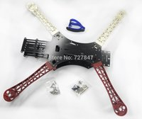 Wholesale REPTILE Alien Multi copter mm Quadcopter Frame W ABS Arm B63610