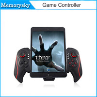 Caliente BTC-938 juego de la radio del controlador telescópica Joystick Gamepad para Android Tablet PC TV Box Smartphone D3461A por DHL 010210