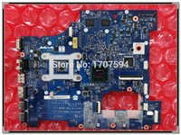 ati quality - LA P For Lenovo G570 Laptop motherboard intel HM65 DDR3 Socket PGA989 With ATI Graphics Card Mainboard High Quality