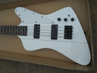 bass guitar manufacturers - Guitar manufacturers perennial supply electric bass bass white string electric bass and sell like hot cakes