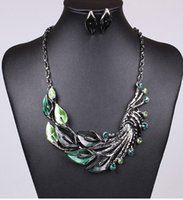 statement necklaces - 2015 hot sale new Exaggerated fashion statement necklaces Sexy Chokers Necklace For Party