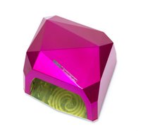 best drying machine - W V gel nail machine dry nails Diamond Shaped Best Curing Nail Dryer for UV Gel Nail EU US Plug