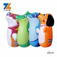 Animal balloon classes - Children Iinflatable Toys Outdoor Sports Toys Animal Shapes Tumbler cm Strange New Balloon Class Vent Toys