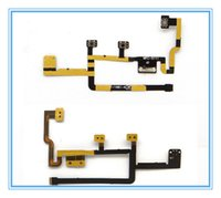 Wholesale 100 Original Power Button Switch On Off Flex Cable Replacement For ipad grade A