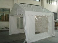 Wholesale High Quality x3m Waterproof Outdoor Wedding Party Tent Tube mm White Tent
