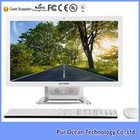 Wholesale High configuration Intel Core i3 CPU Full HD Gaming PC all in one inch FHD screen
