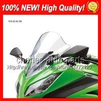 Wholesale Moto ABS Clear Windshield For HONDA NSR250R MC21 PGM3 NSR R NSR250 R Transparent Windscreen Screen
