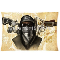 best music cover - Decorative Music Band Hollywood Undead Twin Side Fashion Custom Rectangle Best Pillowcase Pillow Case Cover X30 Inch