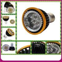 mr16 9w - Ultra Bright PAR20 Bulbs E27 E26 MR16 Led Spotlights W W W GU10 Led Lights Lamp Cool Warm Pure White Dimmable V higth quality