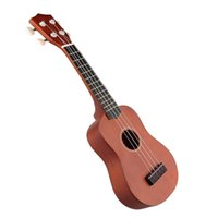 Wholesale Professional quot Acoustic Soprano Hawaii Ukulele Musical Instrument Coffee new