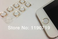 Wholesale Home Button Key with Metal Ring For iPhone Same Look as for iPhone s