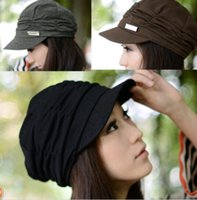 Wholesale retail Fashion Women Lady Winter Warm Knitted Crochet Slouch Baggy Beanie Hat Cap