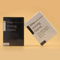 adult playing cards - The Voting Game party game cards Trading card play The Adult Party Game About Your Friends Cards toys