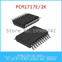 audio dac ic - PCM1717E K IC B STEREO AUDIO DAC SSOP PCM1717E PCM1717