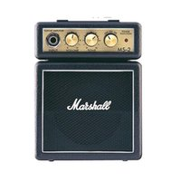 amp amplifiers - Marshall MS2 Mini Guitar Amplifier Portable amp Electric Guitar Speaker Marshall MS Mini