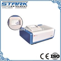 Wholesale Split beam visible spectrophotometer UV VIS spectrophotometer single beam VIS spectrophotometer