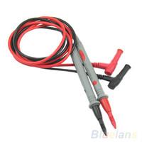 Wholesale Universal Digital Multimeter Multi Meter Test Lead Probe Wire Pen Cable M8O