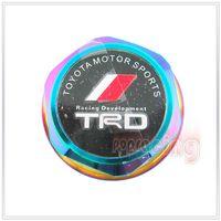 engine oil - JDM Style Multi Colored Aluminium Alloy Engine Oil Filler Cap for Tooyota