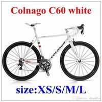 Wholesale 2015 full carbon road bike frame C60 frameset carbon fiber bicycle frames Racing bicycle BB386 white color bike frames