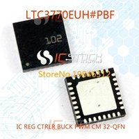 Cheap IC REG CTRLR BUCK PWM CM  Best LTC3770EUH