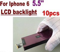 Wholesale HK quot inch brand new LCD Backlight back light film for iPhone G plus Not LCD