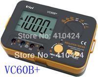 Wholesale VC60B Megohm Meter Original Insulation Resistance Tester order lt no track