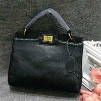ladies designer handbags - Travel Shoulder Bags for Ladies European Style Designer Ladies Handbags Soft Handle Vintage Shoulder Bags for BL3118