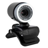 Wholesale S5Q USB Webcam Camera MP HD Web Cam MIC For Computer PC Laptop Desktop Black AAAEGV