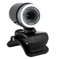 computer camera - S5Q USB Webcam Camera MP HD Web Cam MIC For Computer PC Laptop Desktop Black AAAEGV