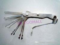 Wholesale GOSO Auto Car Flip Lock Pick and Door Open Locksmith Tool Freeshipping O207 A2