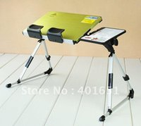 Wholesale Portable Laptop desk Aluminum Artistic Table Stand New
