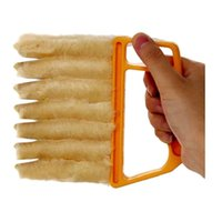 best window blinds - Hot Salw Best seller Vertical Window Blinds Brush Cleaner Mini Shape Hand Held Magic Brush