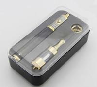Wholesale Top quality Vision Spinner III kit mAh Carbon battery e cigs cigarettes MOD kit v v protank atomizer vapors