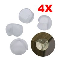 Wholesale 4 Baby Safety Rubber Corner Protectors for table F1 hv3n