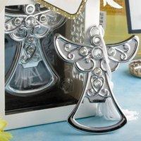 Wholesale 20pcs Creative Angel Theme Metal Beer Bottle Opener Wedding Party Souvenir Banquet Favor ww048