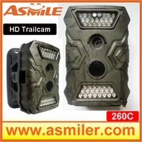 2.6C   scout guard hunting trail camera with 5   8   12 Mega Pixels Color CMOS