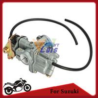 Wholesale Motorcycle Carburetor Metal Motorbike Bike Carb For Suzuki JR50 Two Stroke Engine order lt no track