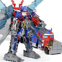 autobots car - HOT robot autobots Optimus prime Toy Car Action Figures Robot Toys Hobbies Autobots Toy Model Toys Kid s Car Robot CM