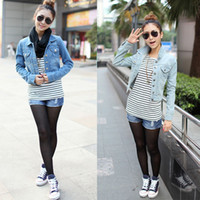 Cheap Dark Denim Jacket Women | Free Shipping Dark Denim Jacket ...