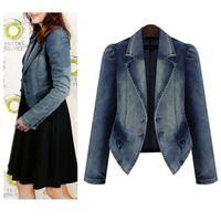 denim jackets women - The New Large Size Women s Denim Jacket Was Thin Long Sleeved Jacket Women