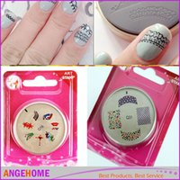Wholesale D g pc design for choose DIY Color Nail Art Stamp Stamping silicon Gel Plate Design Template