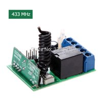 Wholesale Practical DC V MHZ Relay Wireless Controller for Entrance Guard System K5BO