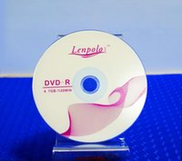 blanks - Blank Discs Recordable Printable DVD R for DVD Movies TV series DVDR Disc Disk GB X DHL good mall