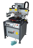 screen printing machine - Flat Bed Screen Printing Machine