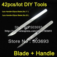 scalpel - Free Ship No and No Medical Scalpel Opening Repair Tools Knife for Disposable Sterile Mobile Phone Beauty DIY