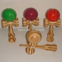 Wholesale Professional Size cm Funny Japanese Traditional Wood Game Toy Kendama